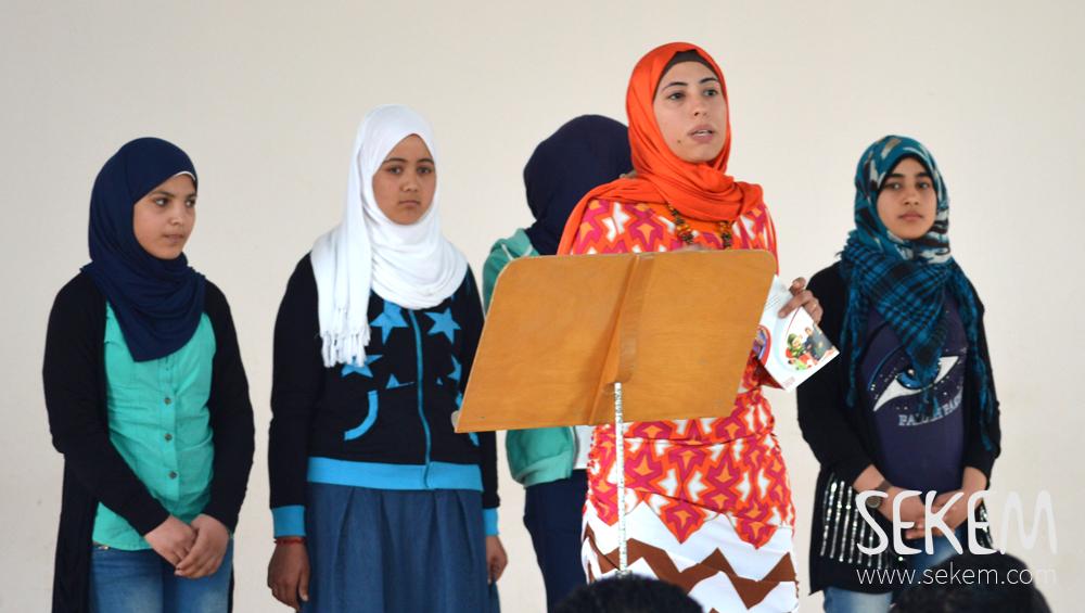 Girls' Day SEKEM Electricity Hanem