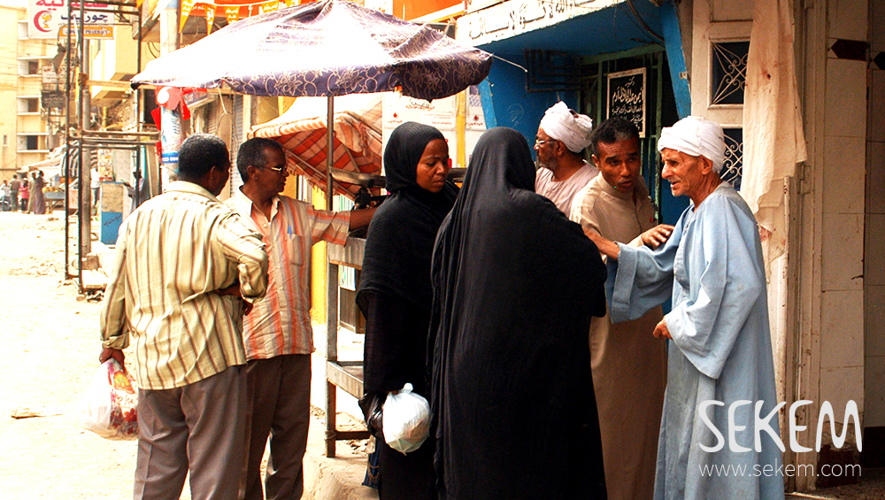 Bewohner von Kairo © ChameleonsEye