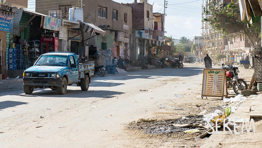 Die Müllentsorgung ist ein großes Problem in Ägypten