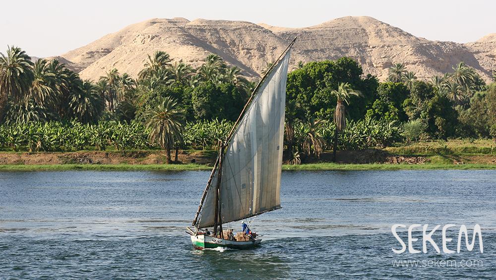 Der Nil - eine Quelle des Lebens
