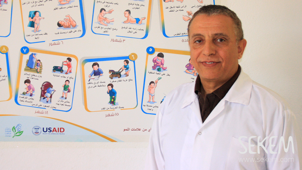 Dr. Alaa Miklid SEKEM Medical Center