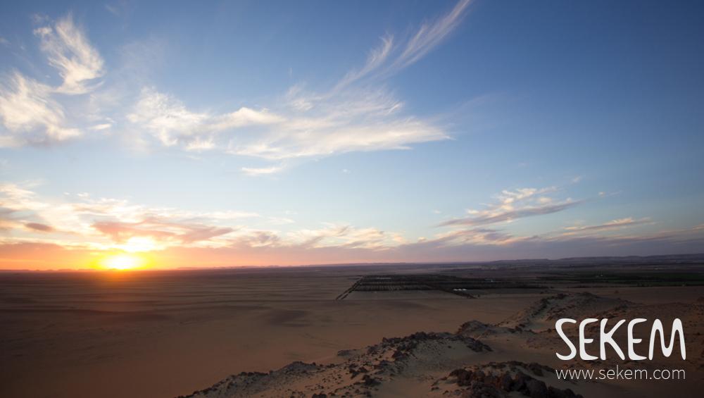 SEKEM Wahat_desert