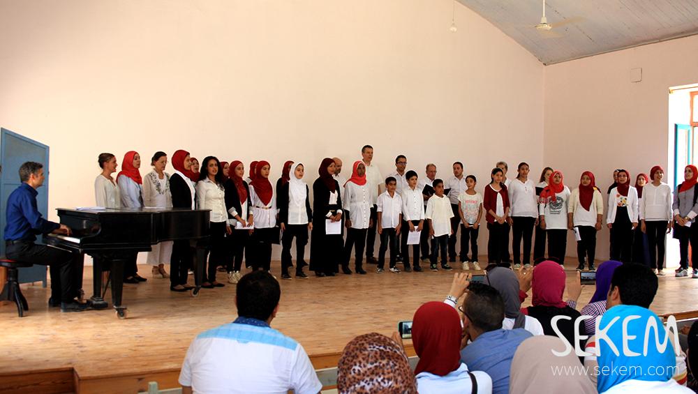 SEKEM Summer Choir 2016