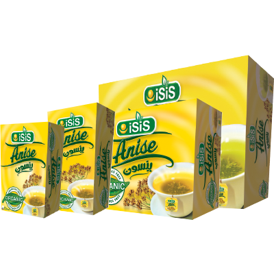 ISIS Product Anise Family