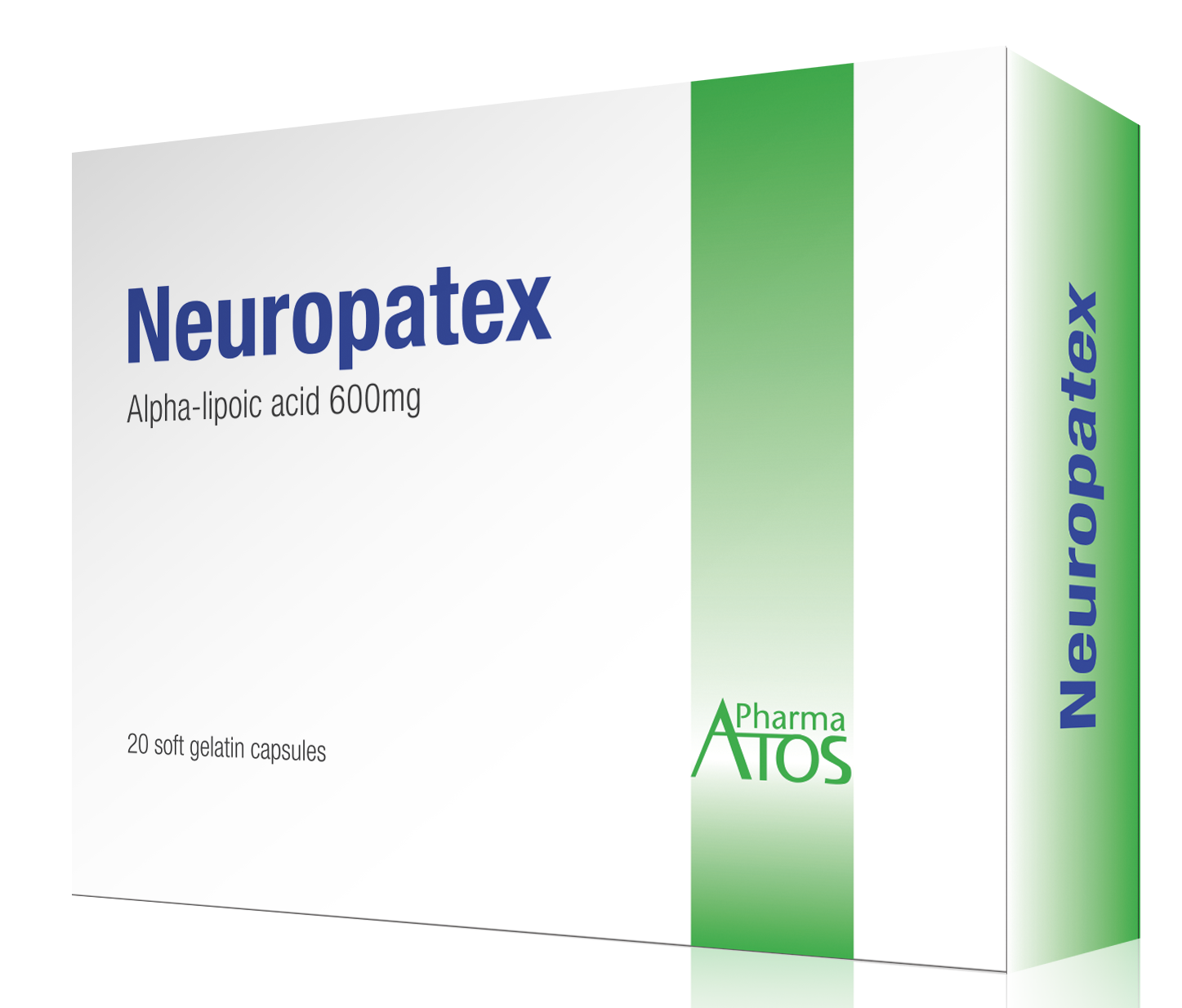ATOS Pharma Neurpatex