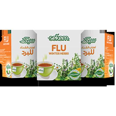SEKEM Health FluTea