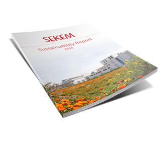 SEKEM Sustainability Report 2015