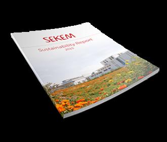 SEKEM Sustainability Report 2015