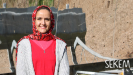 People in SEKEM: Heba Mosalam