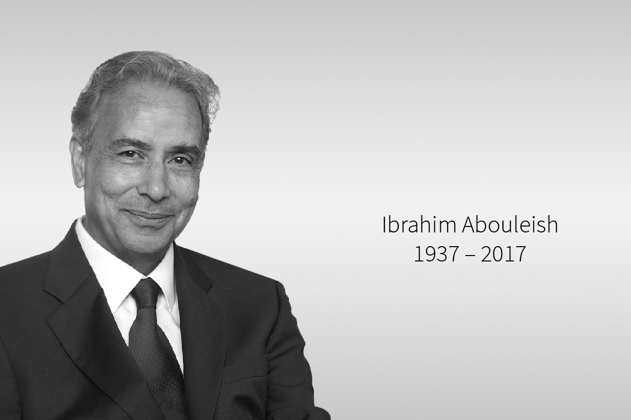 Ibrahim Abouleish - 1937-2017