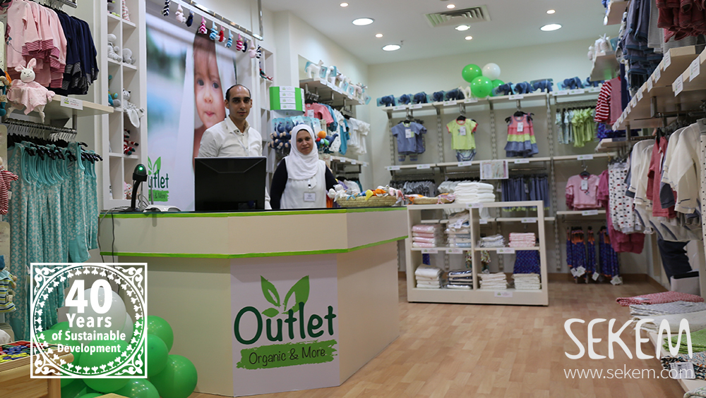 Opening of New NatureTex-Outlet