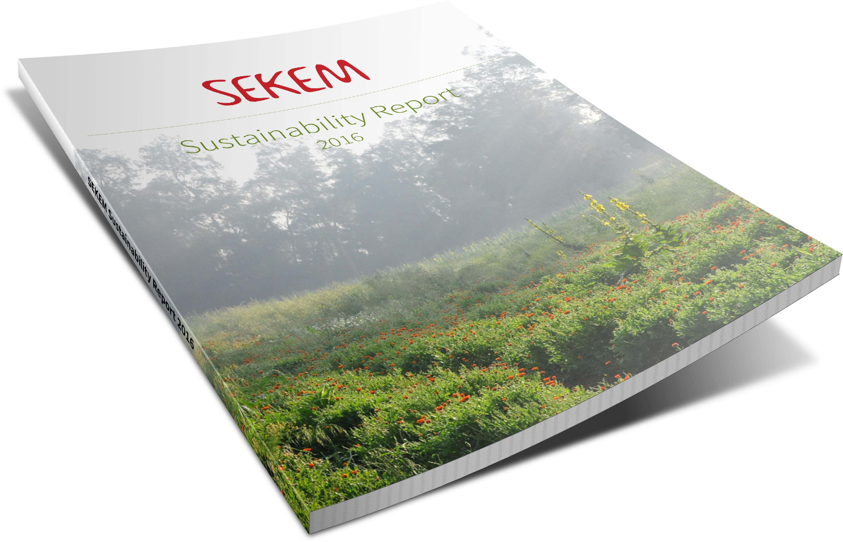SEKEM Publishes Sustainability Report 2016