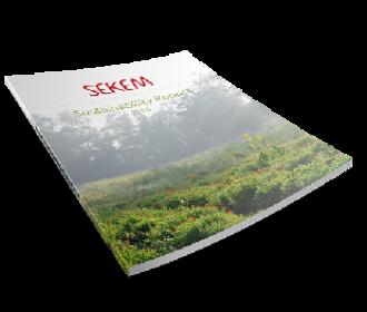 SEKEM Sustainability Report 2016