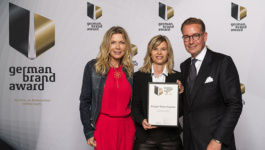 Special Mention of German Brand Award goes to People Wear Organic