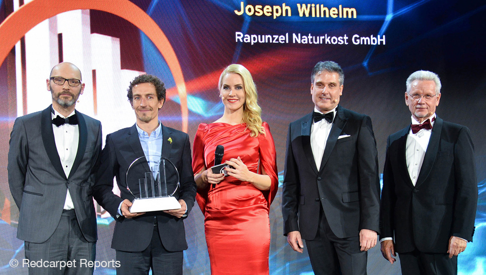 "Founder of ""Rapunzel"" Honored As ""Entrepreneur of the Year 2017"""