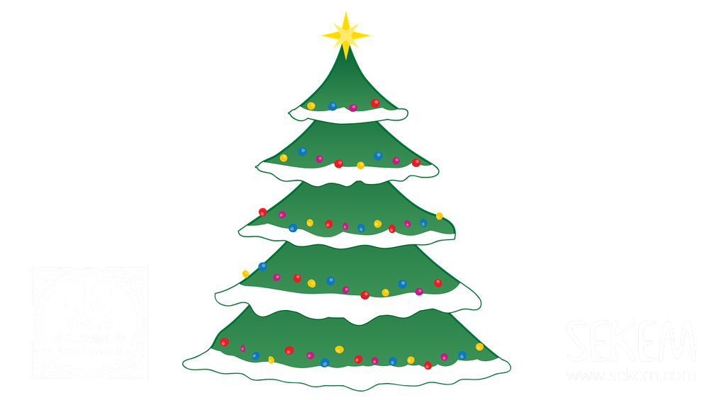 Christmas tree SEKEMsophia organization