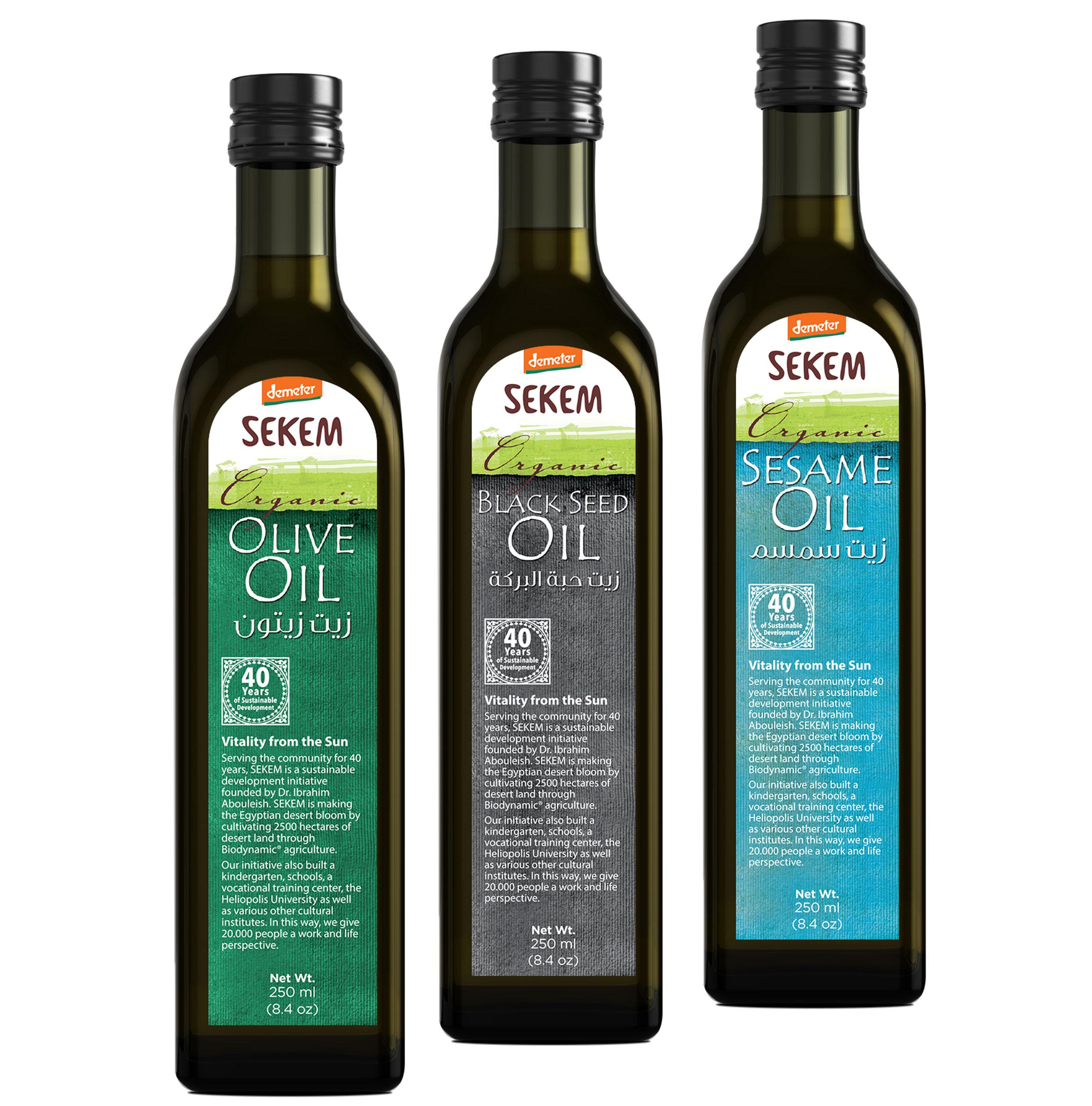 SEKEM Shop Öle