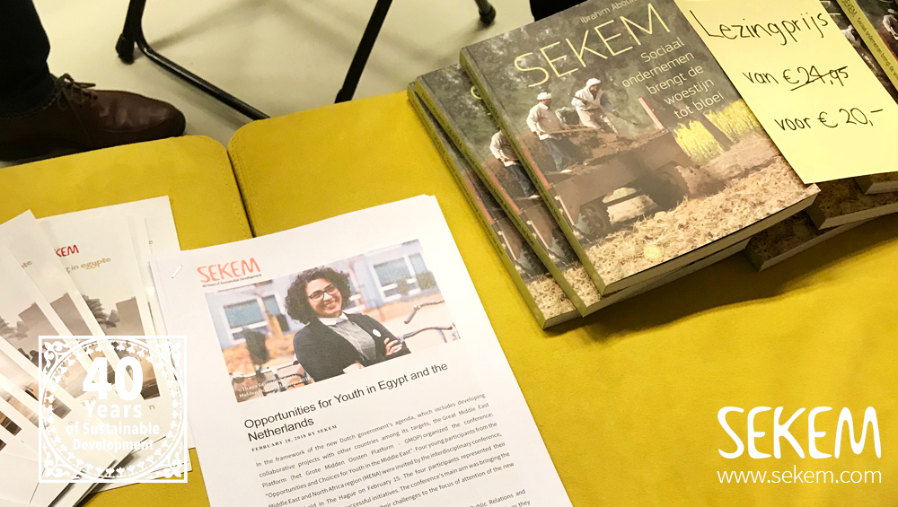 SEKEM Buch Niederländisch