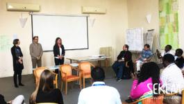 Erster Netzwerk-Workshop zur Stärkung des ökologischen Landbaus in Afrika