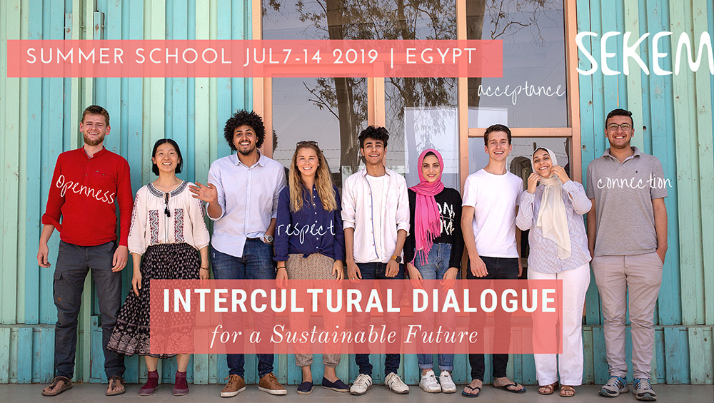 Intercultural Dialogue for a Sustainable Future