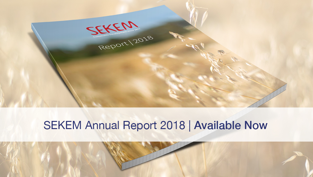SEKEM publishes Annual Report with current status on Vision Goals for 2057 on the second memorial of the founder's death