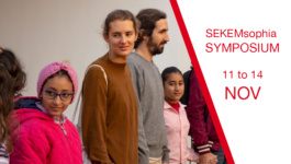 Join SEKEMsophia Symposium No. 3