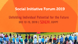 Registration Open: Social Initiative Forum 2019 in SEKEM