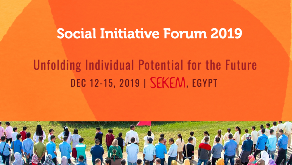 Unfolding Individual Potential for the Future: Huge International Event at SEKEM