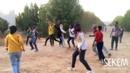 Culture in the Desert: Eurythmy for Farm Employees