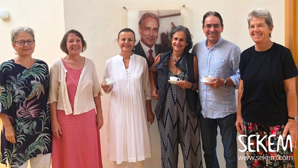 Sister initiatives: Sinal do Vale in Brazil and SEKEM