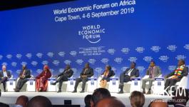 SEKEM auf dem Weltwirtschaftsforum für Afrika