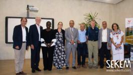 """Impressionen der Konferenz """"Lösungen zur Steigerung der Agrarökologie"""""""