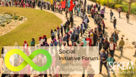 Crowdfunding for Social Initiative Forum in SEKEM