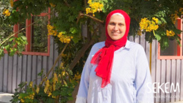 People in SEKEM: Nashwa Ahmed Ibrahim