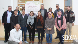 Let the Knowledge Flow: First Workshop on African Organic Knowledge Hubs