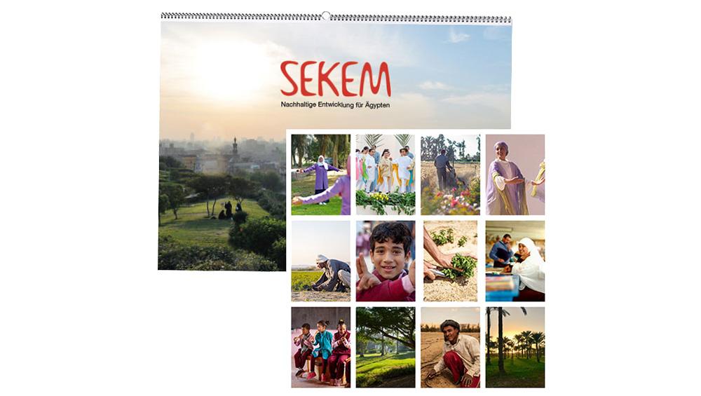 SEKEM Kalender jetzt zum Sonderpreis erhältlich