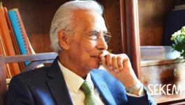 Sonntags-Tagebuch II: Erinnerungen an SEKEM-Gründer Ibrahim Abouleish