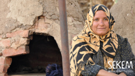 """""""SEKEM Bedaya – Marilou Fund"""" endorses small business owners in the 13 villages"""